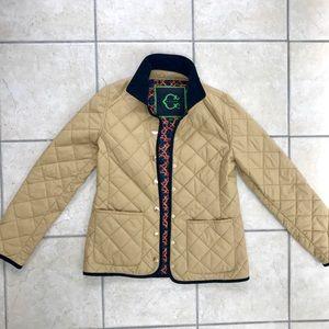C. Wonder Quilted Jacket